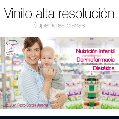 Vinilos superficies planas